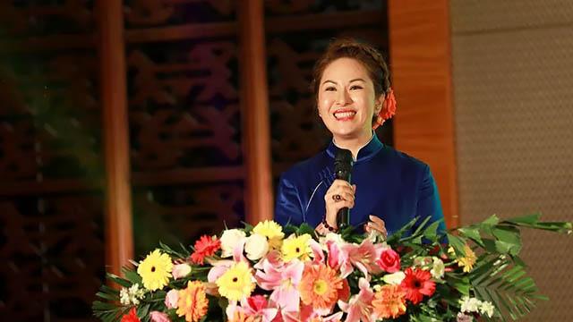 集团总裁为此次成立20周年庆典发来的贺电
