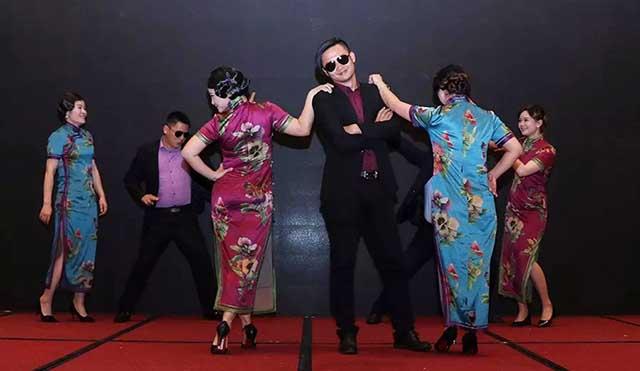 增城营销处串烧舞蹈《秀、秀、秀》