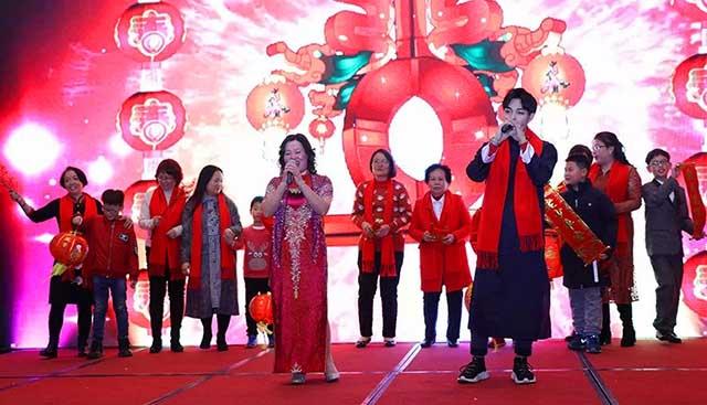 广州营销处的《欢乐中国》