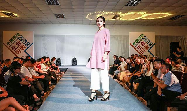 5中国国际生命时装展标签 640