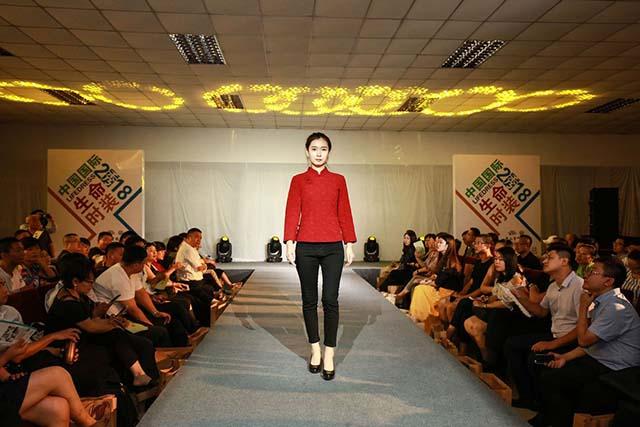 7中国国际生命时装展标签 640