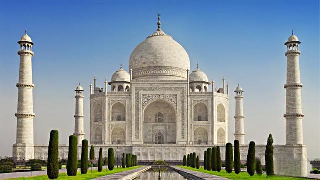去印度当然不会忘了去泰姬陵-1