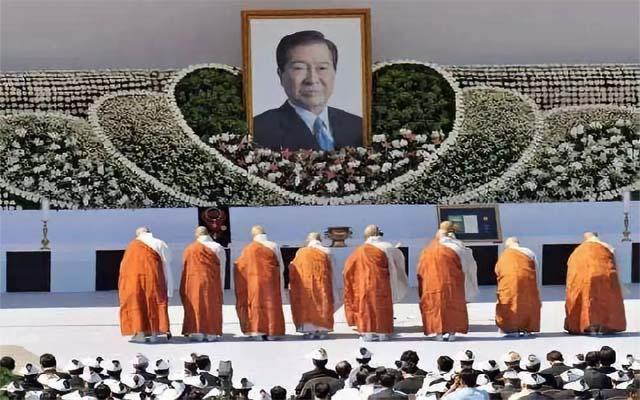 儒教进入韩国以前,佛教处于支配地位